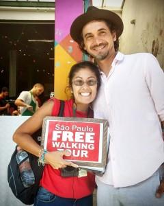 Tours a pé no centro de São Paulo